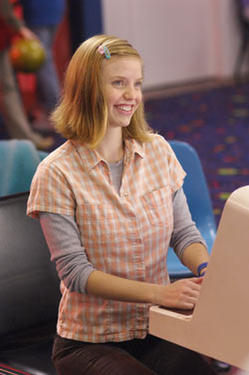 Kelli Garner in &quot;Lars and the Real Girl.&quot;